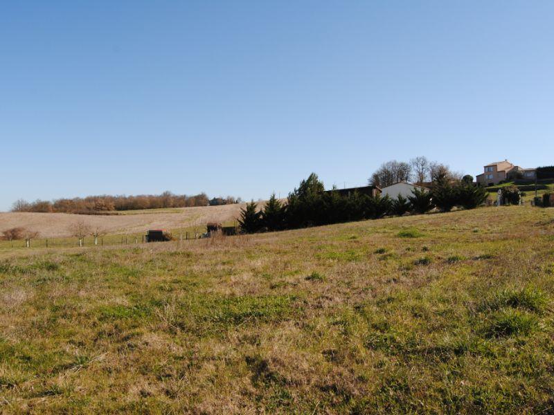 Venta  terreno Saint gauderic 43000€ - Fotografía 4