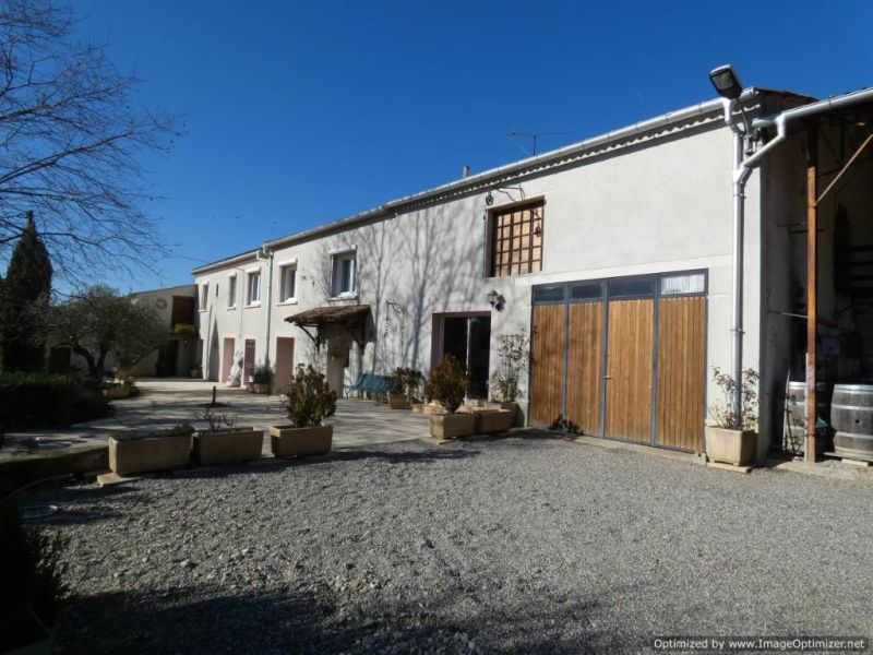 Vente maison / villa Fanjeaux 399 000€ - Photo 3