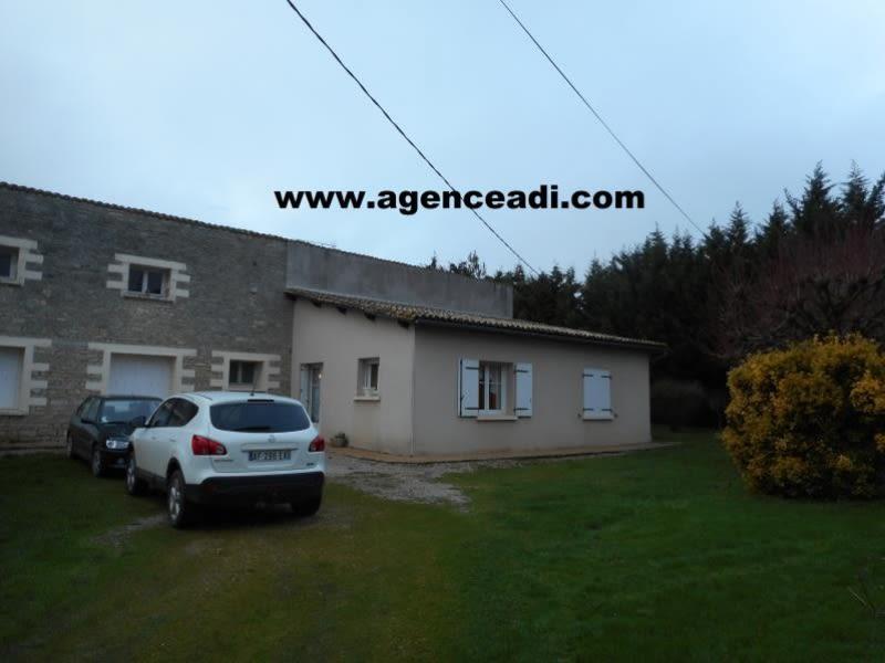 Vente maison / villa St sauvant 95400€ - Photo 1