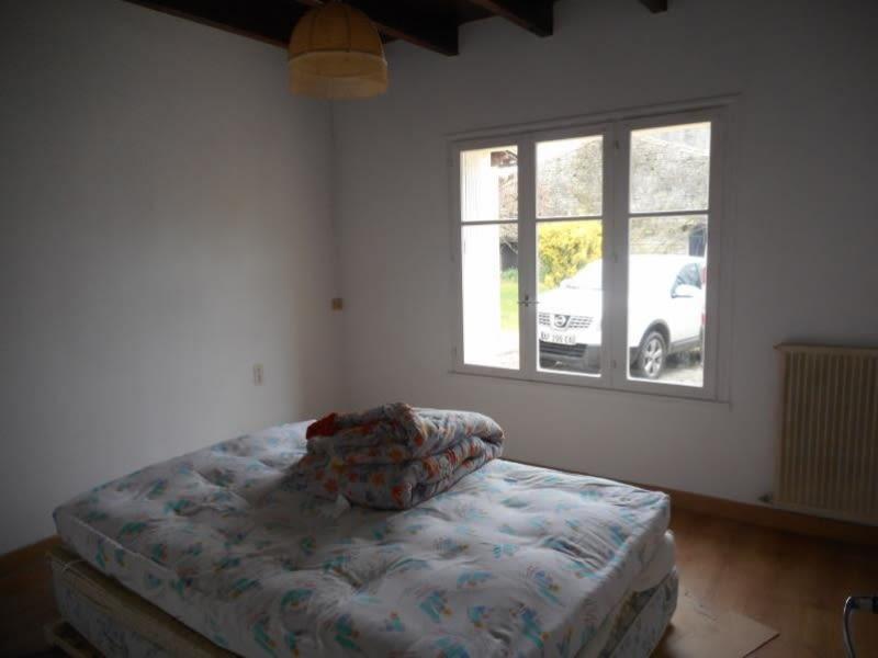 Vente maison / villa St sauvant 95400€ - Photo 5
