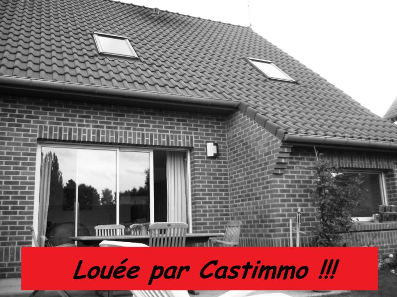 Location maison / villa Nomain 920€ CC - Photo 1