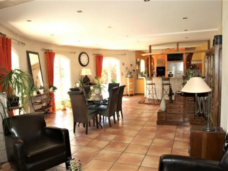 Sale house / villa La tour du pin 383 000€ - Picture 2