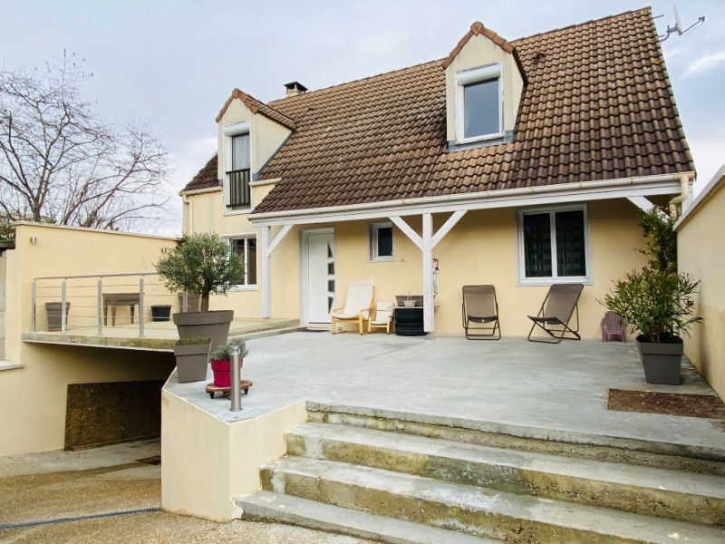 Vente maison / villa Houilles 599000€ - Photo 1