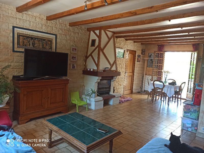 Verkoop  huis Dammartin en serve 291000€ - Foto 4