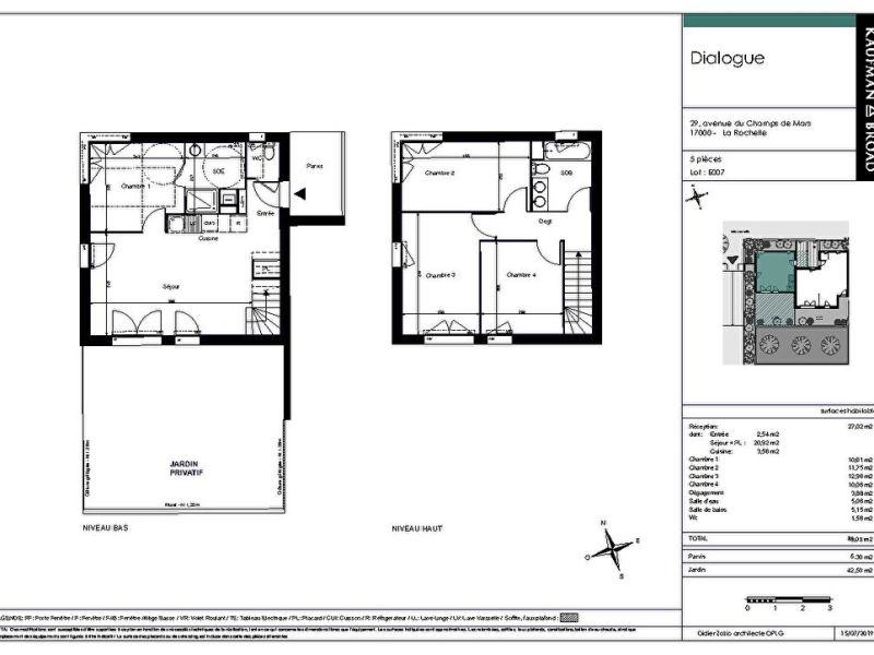 Venta  casa La rochelle 465000€ - Fotografía 2