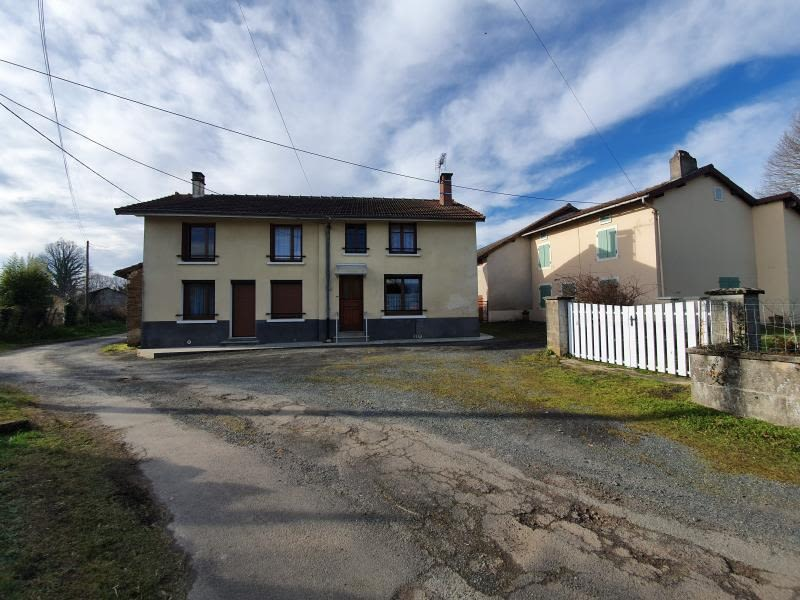 Vente maison / villa Chalus 75 000€ - Photo 1