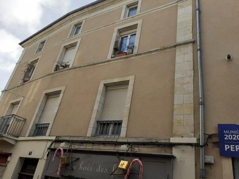 Vente immeuble Thiviers 169 600€ - Photo 1