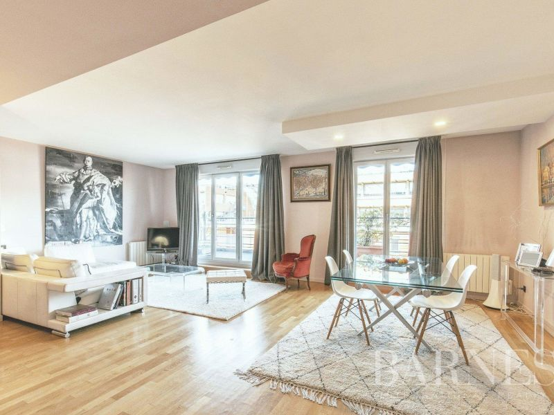 Vente appartement Lyon 6ème 990 000€ - Photo 1