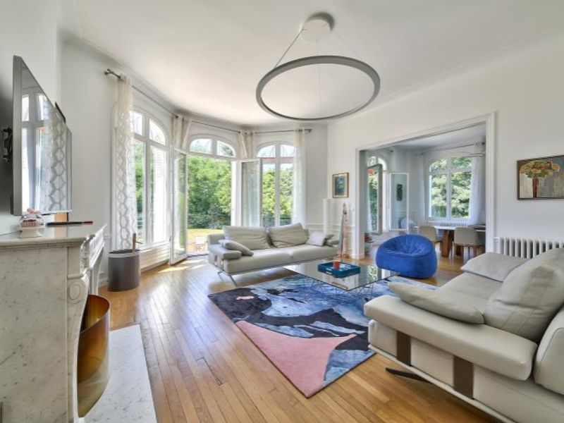 Rental house / villa St germain en laye 9 700€ CC - Picture 5