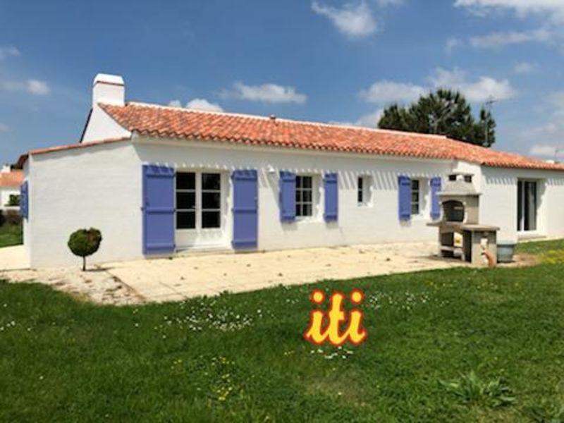 Sale house / villa Talmont st hilaire 354000€ - Picture 1