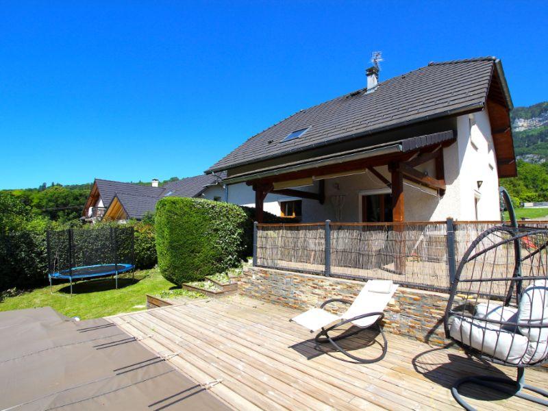 Maison Mouxy 5 pièces 130 m²  - Piscine - calme