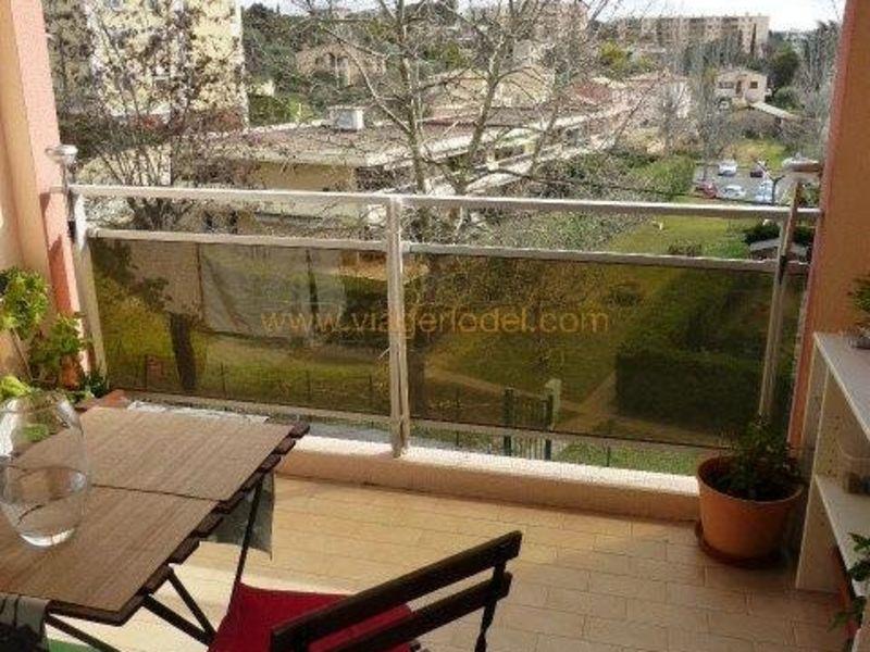 Verkauf auf rentenbasis wohnung Cagnes-sur-mer 92500€ - Fotografie 1