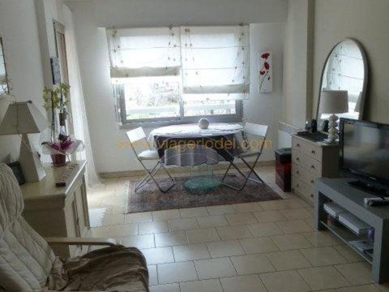 Verkauf auf rentenbasis wohnung Cagnes-sur-mer 92500€ - Fotografie 2