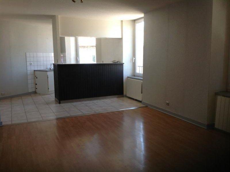 Rental apartment Le chambon sur lignon 350€ CC - Picture 1