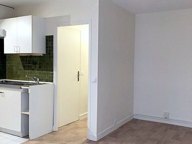Vente appartement Paris 15ème 229000€ - Photo 1