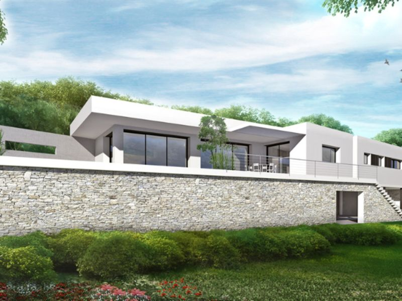 Vente terrain Aix en provence 499 000€ - Photo 1