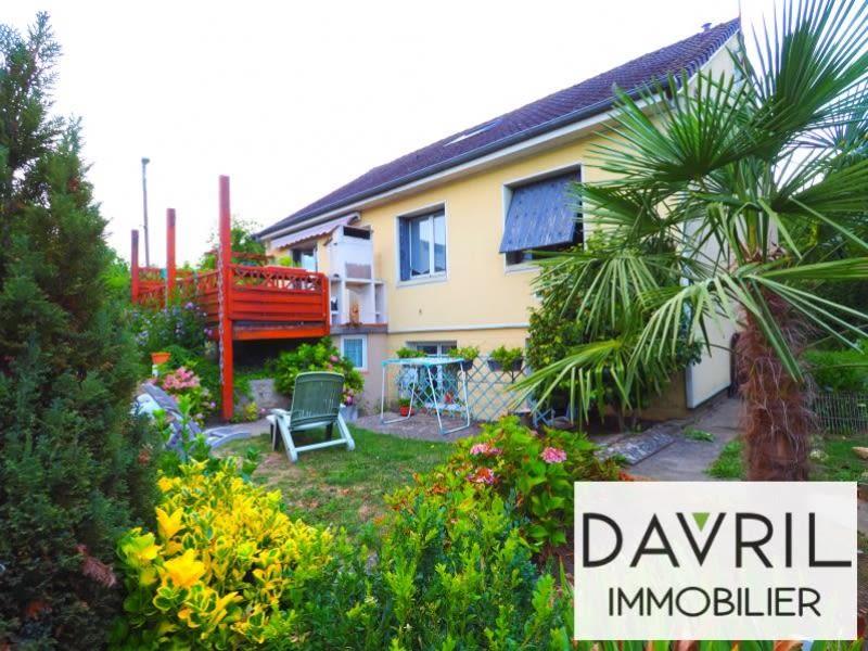 Revenda casa Chanteloup les vignes 359000€ - Fotografia 1
