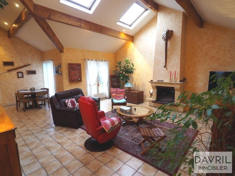 Vente maison / villa Andresy 466000€ - Photo 2