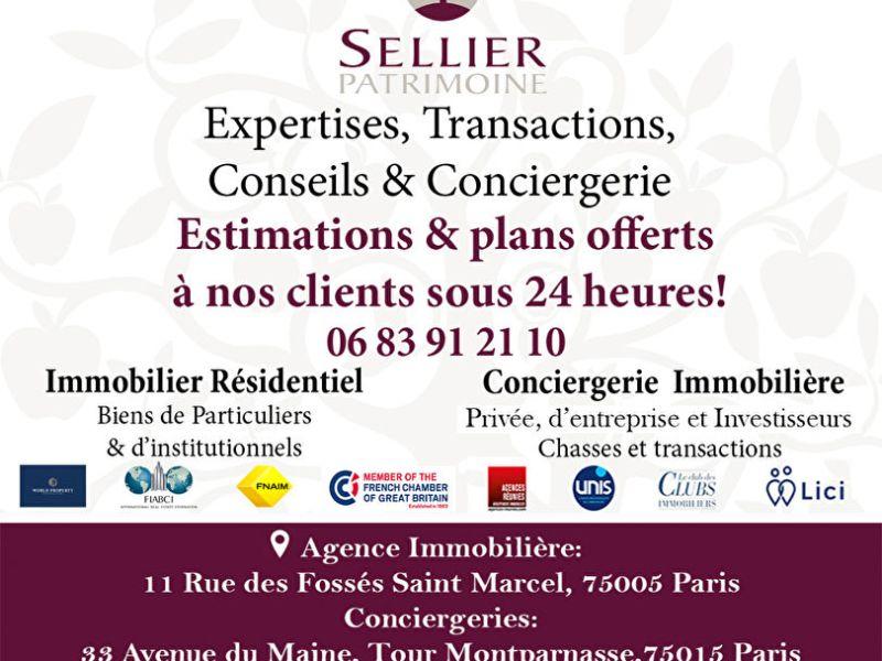 Продажa квартирa Paris 410500€ - Фото 17