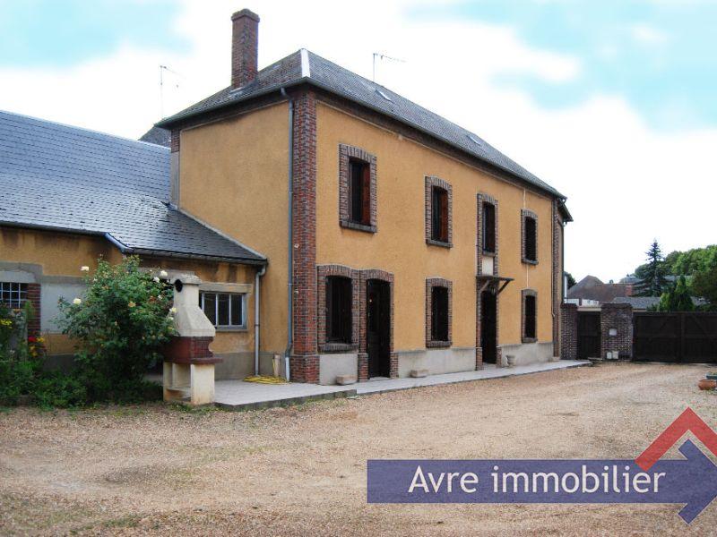 Vente maison / villa Verneuil d avre et d iton 154000€ - Photo 1