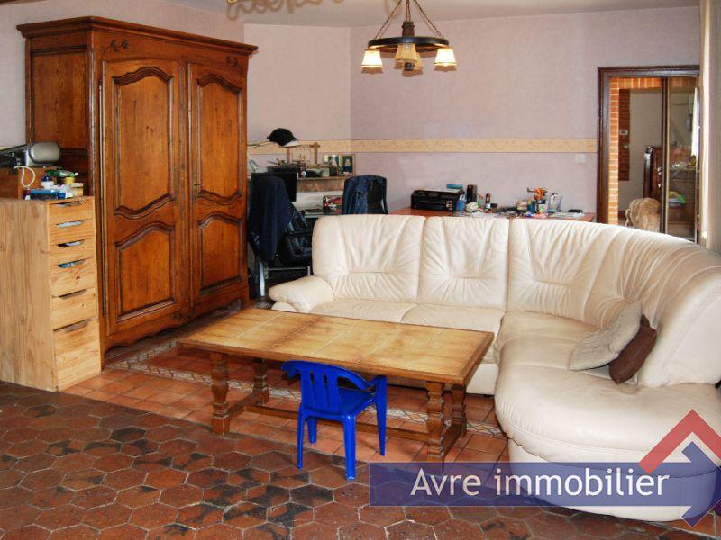 Vente maison / villa Verneuil d avre et d iton 154000€ - Photo 2