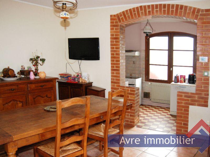 Vente maison / villa Verneuil d avre et d iton 154000€ - Photo 3