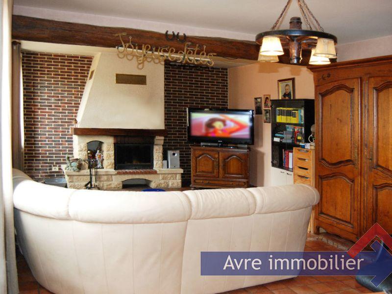 Vente maison / villa Verneuil d avre et d iton 154000€ - Photo 4