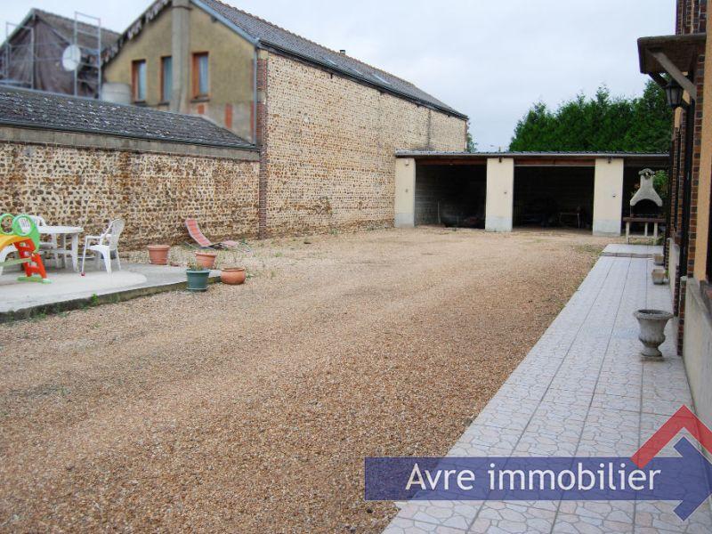 Vente maison / villa Verneuil d avre et d iton 154000€ - Photo 9