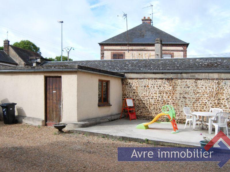 Vente maison / villa Verneuil d avre et d iton 154000€ - Photo 10