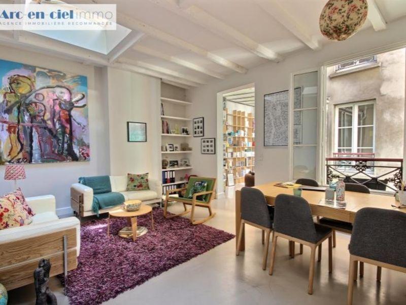 Sale apartment Paris 11ème 699000€ - Picture 2