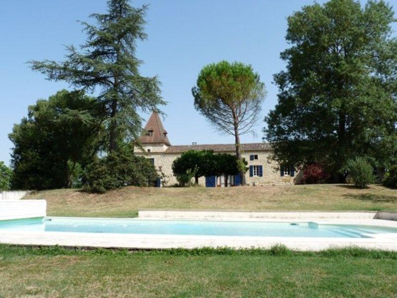 Sale house / villa Nomdieu 590000€ - Picture 2