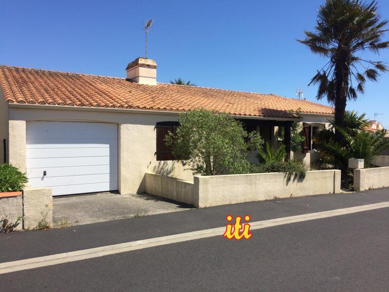 Sale house / villa Chateau d'olonne 367500€ - Picture 1