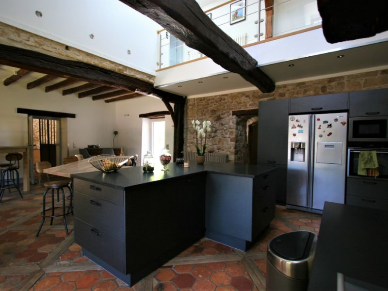 Sale house / villa Acheres la foret 950000€ - Picture 6