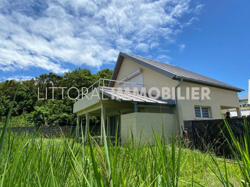 Sale house / villa Saint benoit 267500€ - Picture 1
