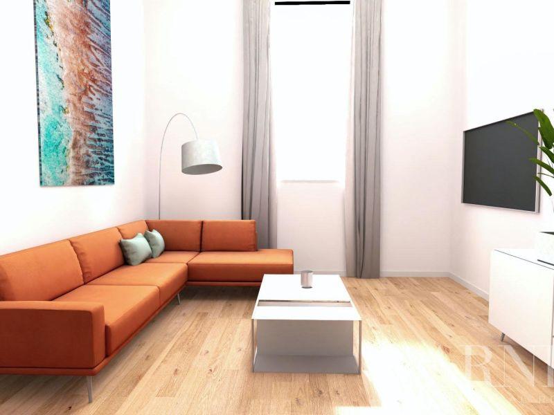 Lyon 4ème - Croix Rousse - Plateau de 98 m² à aménager - 2 Chamb