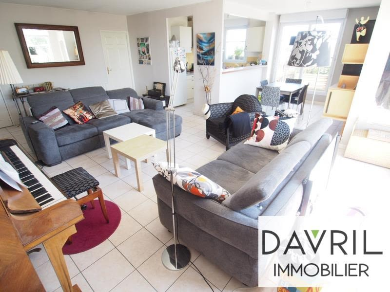 Sale apartment Conflans ste honorine 369500€ - Picture 1