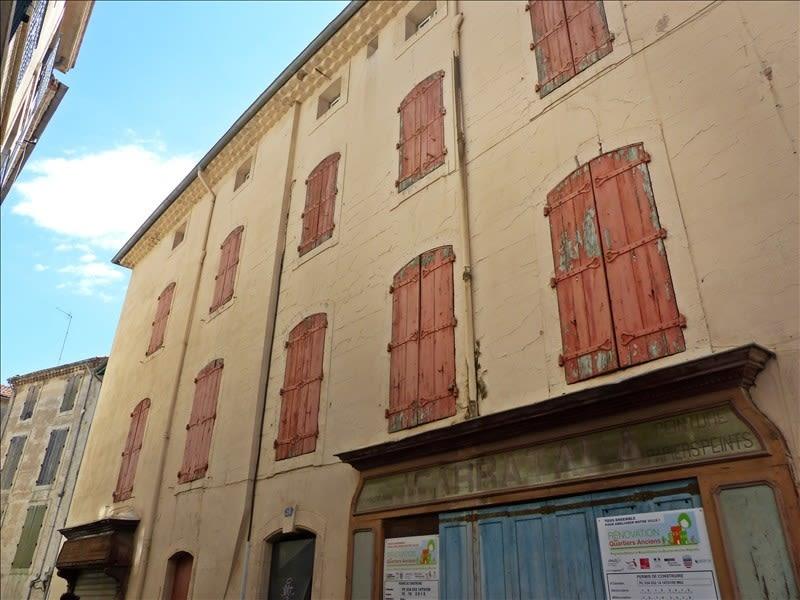 Sale building Beziers 283500€ - Picture 1