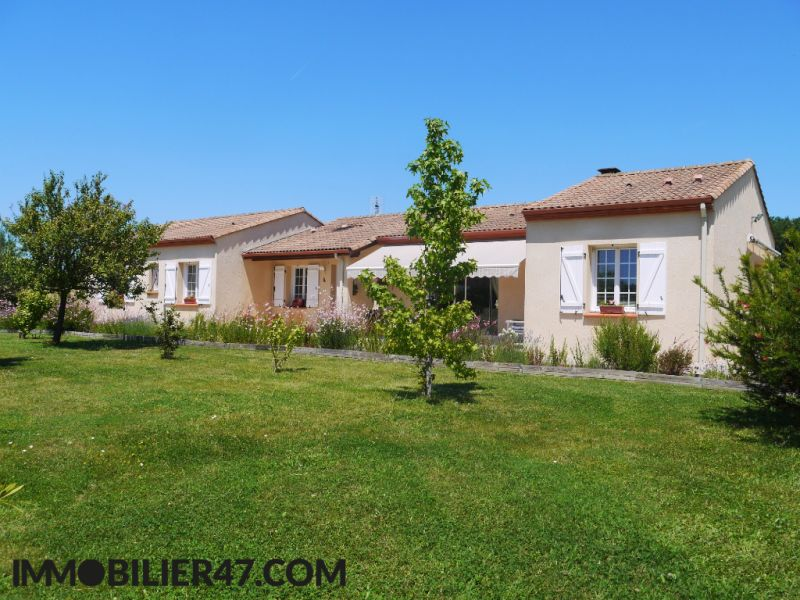 Vente maison / villa Prayssas 359 000€ - Photo 3
