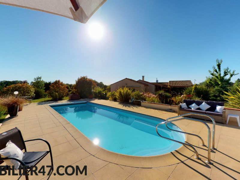 Vente maison / villa Prayssas 359 000€ - Photo 14