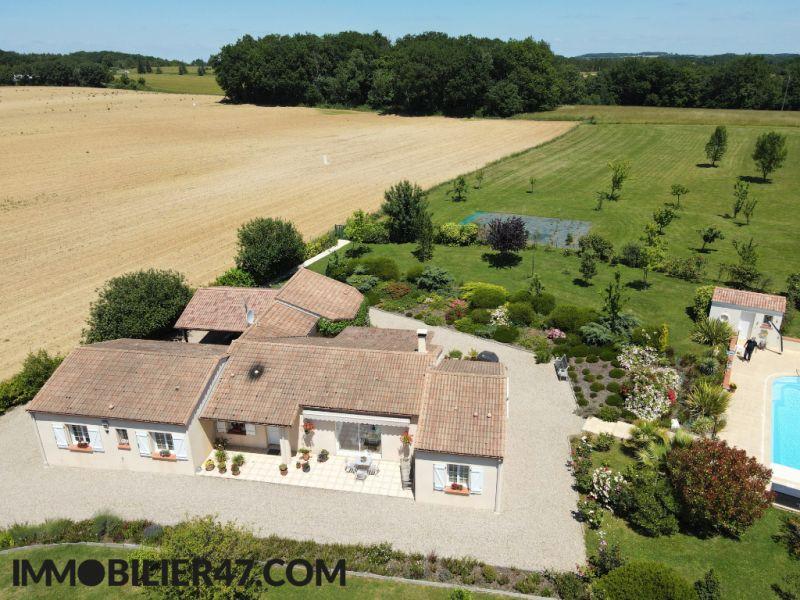 Sale house / villa Prayssas 359000€ - Picture 18