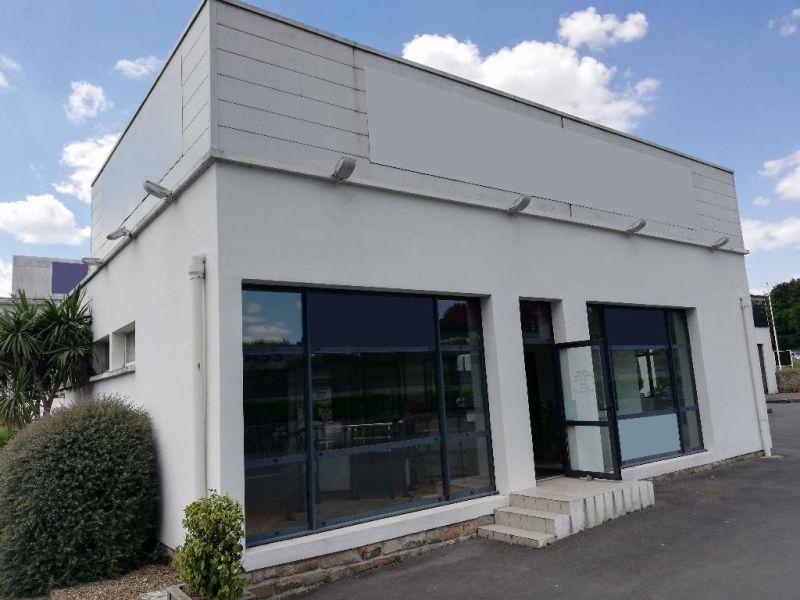 Location local commercial Quimper 2500€ CC - Photo 1