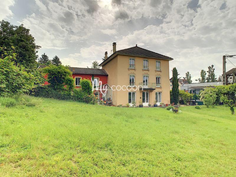 Vente maison / villa La tour du pin 490000€ - Photo 1