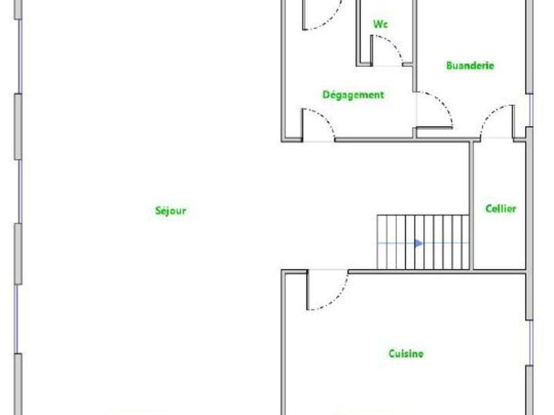 Vente maison / villa La tour du pin 490000€ - Photo 16