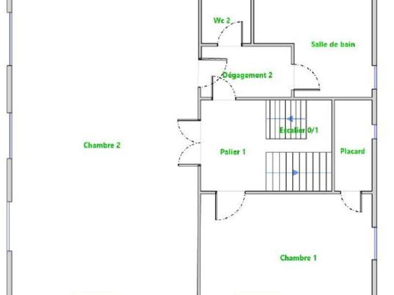 Vente maison / villa La tour du pin 490000€ - Photo 17