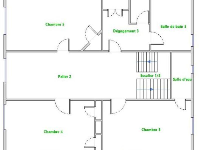 Vente maison / villa La tour du pin 490000€ - Photo 18