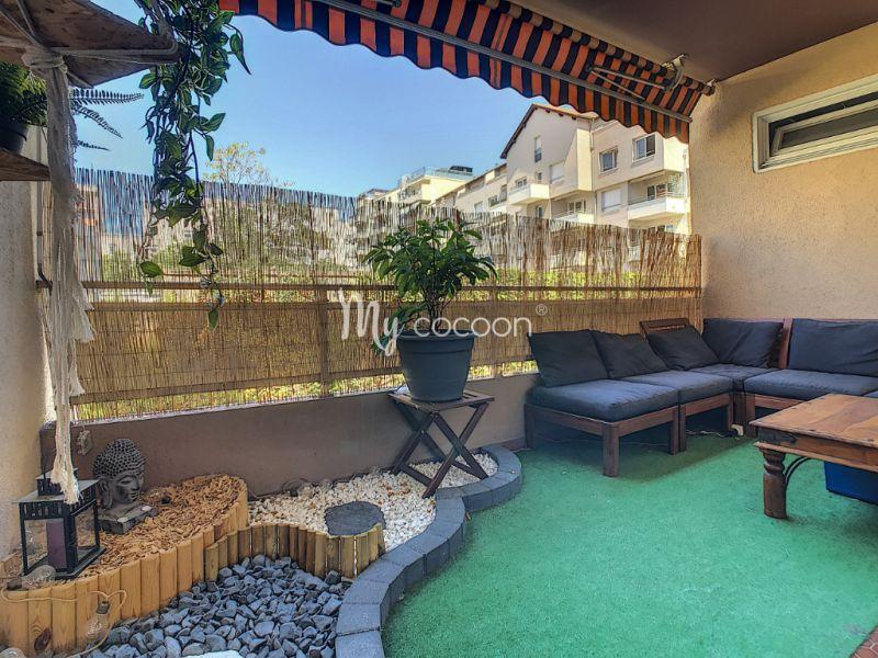 Appartement Villeurbanne 3 pièce(s) 93 m² - deux balcons et gara