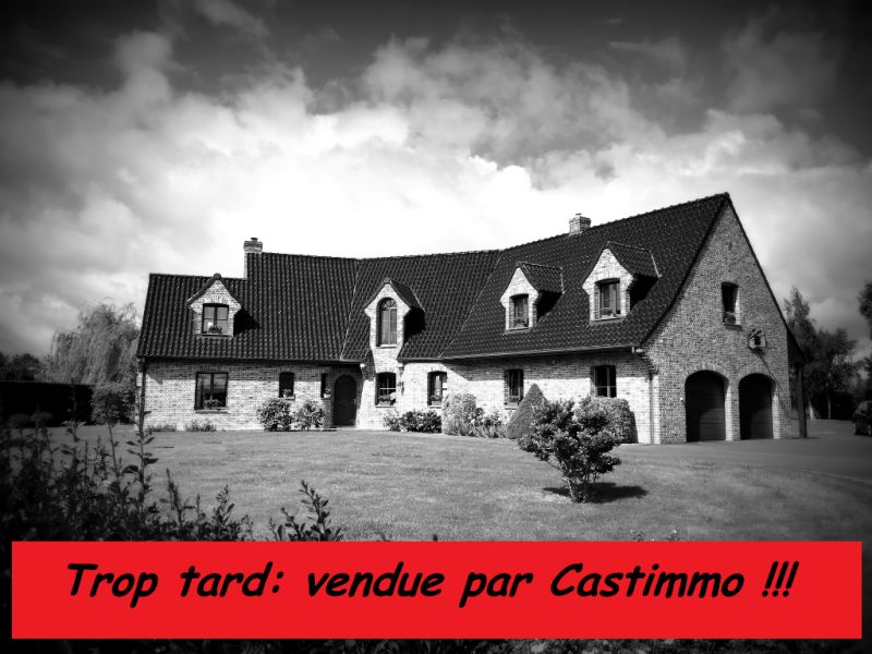 Vente maison / villa Sameon 597000€ - Photo 1