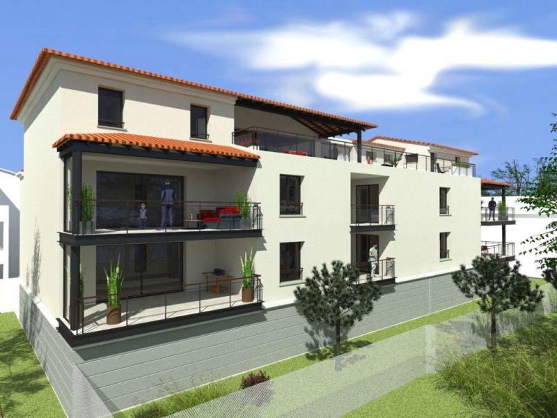 Vente appartement Orange 120800€ - Photo 1