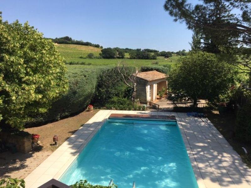 Sale house / villa Chateauneuf du pape 499000€ - Picture 1