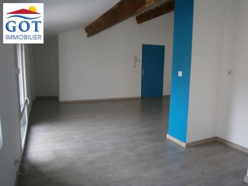 Rental apartment Claira 390€ CC - Picture 1
